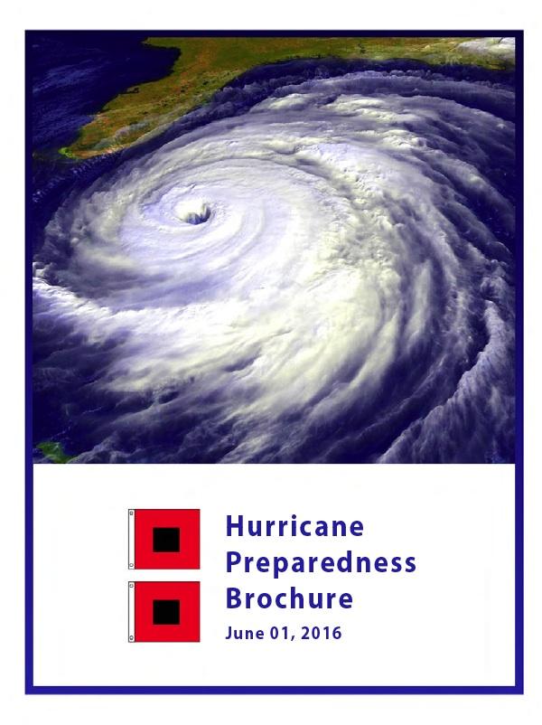 Hurricane Plan Cover
